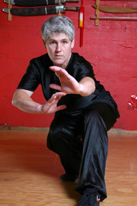 Sifu Melinda Johnson